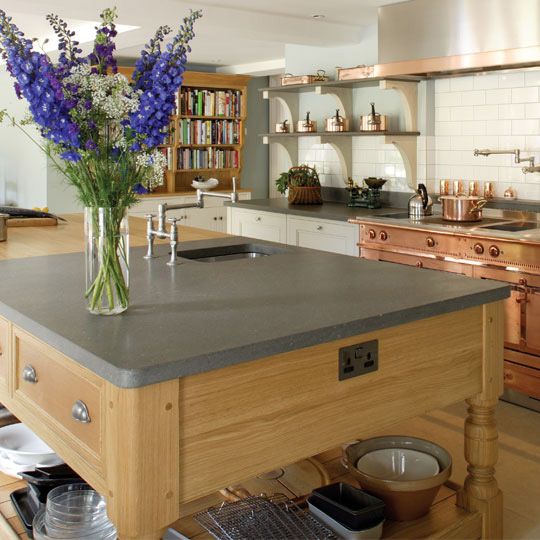 Natural stone worktop: what advantages does a stone worktop have?