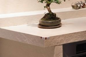 Natural stone worktop quartz worktop okite effetto roccia 3 ACXILXN