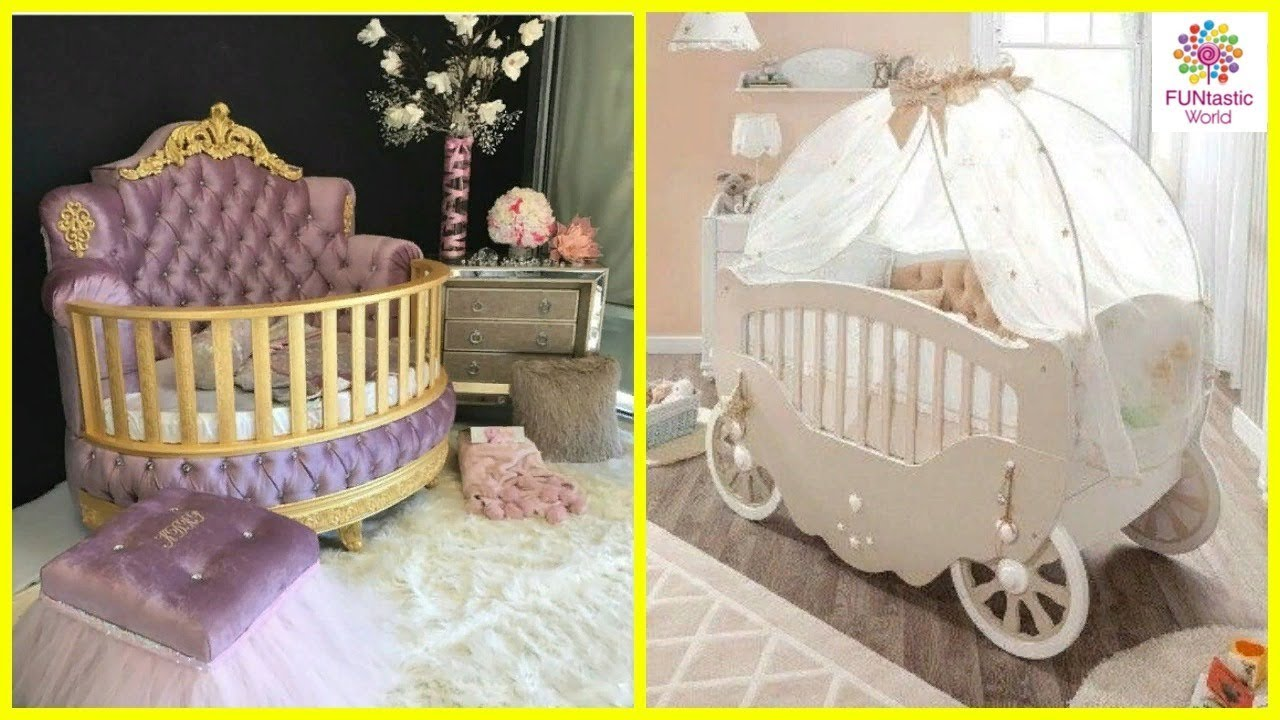 Princess Cots cute u0026 beautiful baby cots designs for little kids || baby cots for QZZBIHI