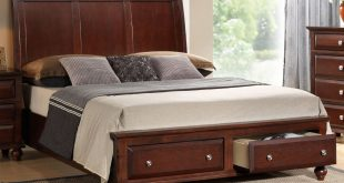 queen size solid wood beds 25 incredible queen-sized beds with storage drawers underneath KSSLTBC
