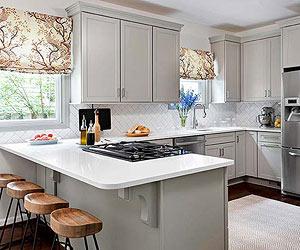 Small kitchens small-kitchen ideas: traditional kitchen designs YAYSGIJ