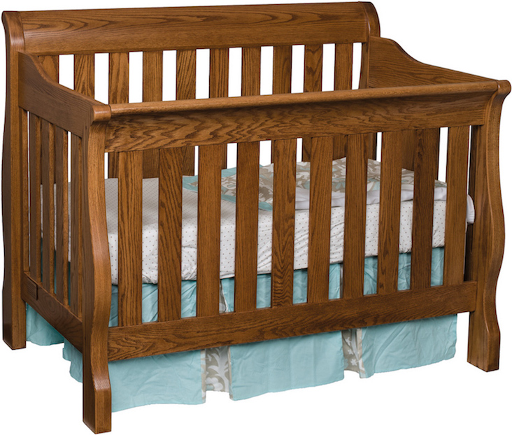 solid wood baby crib solid wood crib, non toxic QSWVLRP