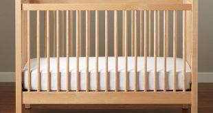 solid wood baby crib wood crib made in usa YEYOWKE