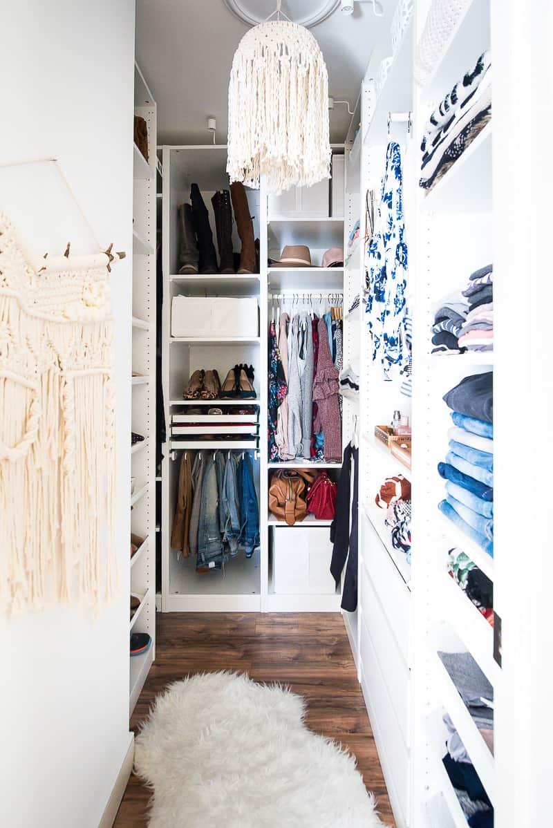 Walk-in corner wardrobes for children's room i canu0027t even believe that itu0027s the same space, guys! i purged a TFYXLZQ