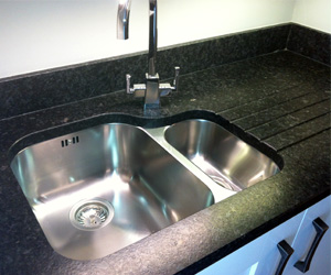 Which sink is suitable for a granite countertop granite undermount sink YPMSDCE