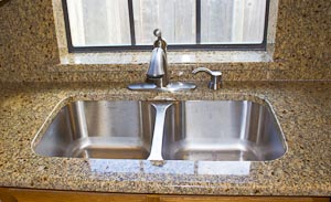 Which sink is suitable for a granite countertop undermount sinks in granite countertops NNMVYMM