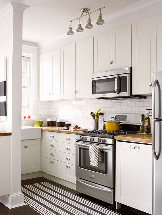 White kitchens check out how these small white kitchens pack a punch: http://www HNKJUHS