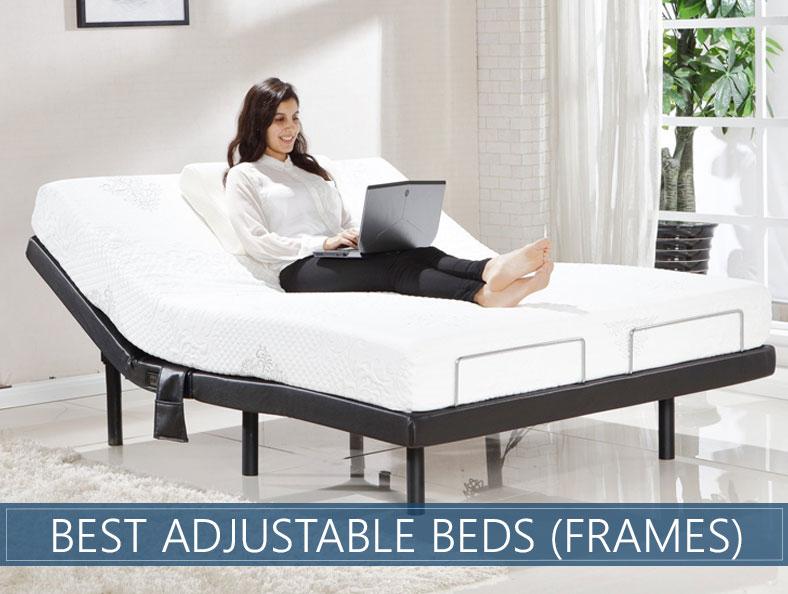 Best Adjustable Beds (Frames) - Reviews of Our Top 8 Picks For 2019