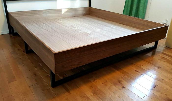 18 Gorgeous DIY Bed Frames u2022 The Budget Decorator