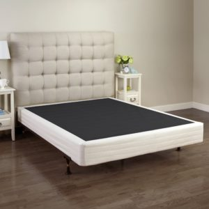 Given the advancements in mattress technology in recent years, new  mattresses do not necessarily need a box spring for comfort. In many cases,  however,