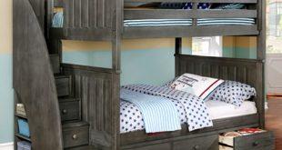 Full/Full Jordan Bunk Bed | Rooms4Kids