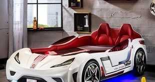 Kids Race Car Bed | Wayfair