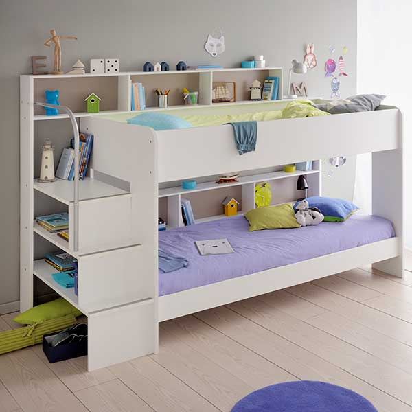 Annora Childrens Bunk Bed | Childrens Beds | Bedroom