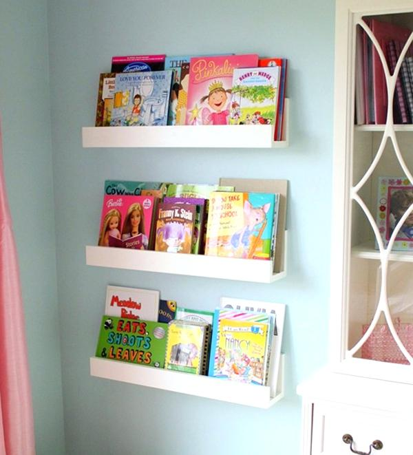 Children Shelves Cute Minimalist Bookshelves For Kids Rooms
