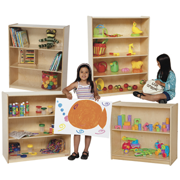 Wood Designs - Wood Designs™ Children's Bookshelves