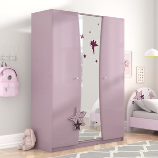 Children's Wardrobes & Kids' Cupboards | Wayfair.co.uk