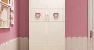 Louis Fashion Children's Wardrobe, Children's Room, Girls' Bedroom