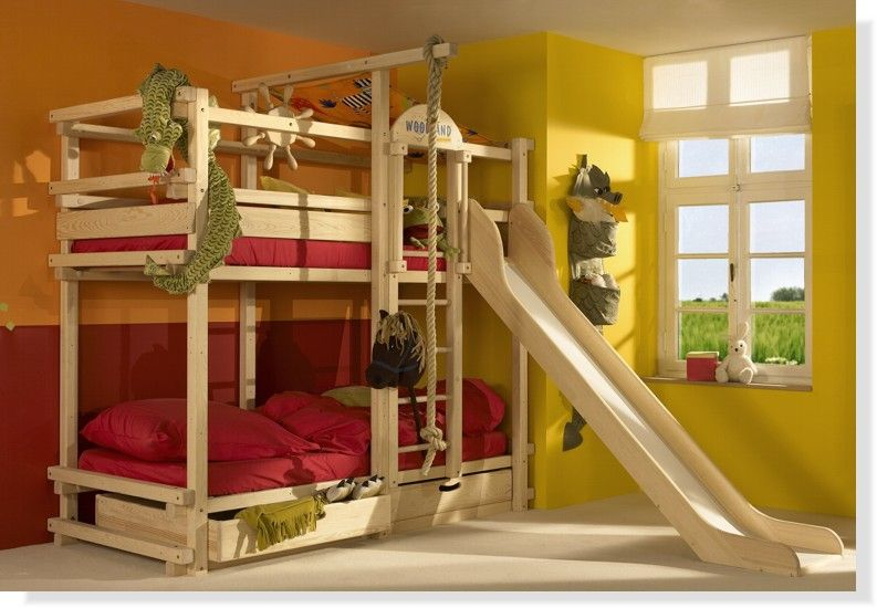 Top 10 Bunk Beds | Room Ideas for the Kiddos | Pinterest | Bunk beds
