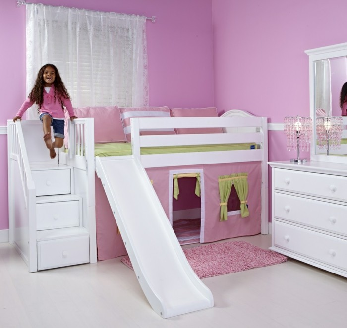 Loft Bed With Slide u2013 Game Paradise In Your Own Baby's Room! u2013 Fresh