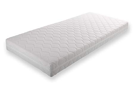 Breckle Bretex 12/Cold Foam Mattress 7 Zones/100 x 200 cm, 2