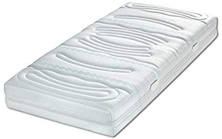 Schlaraffia Hygienic 800 180 x 200 CM Cold Foam Mattress with Visco