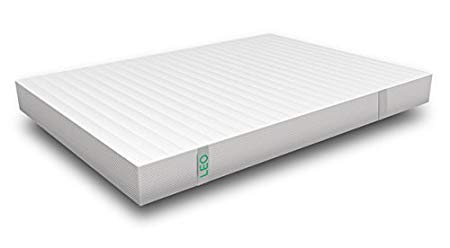 Leo Mattress, cold foam, 160 x 200 cm: Amazon.co.uk: Kitchen & Home