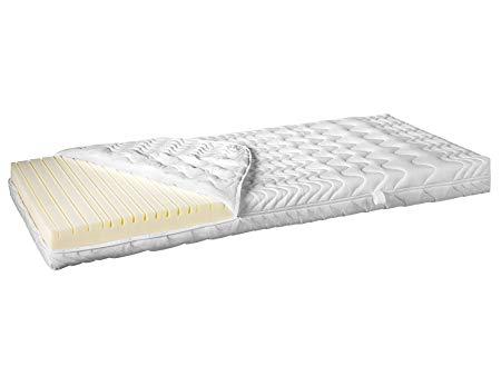 Mediform 90 x 200 cm Cold Foam Mattress with Aloe Vera: Amazon.co.uk