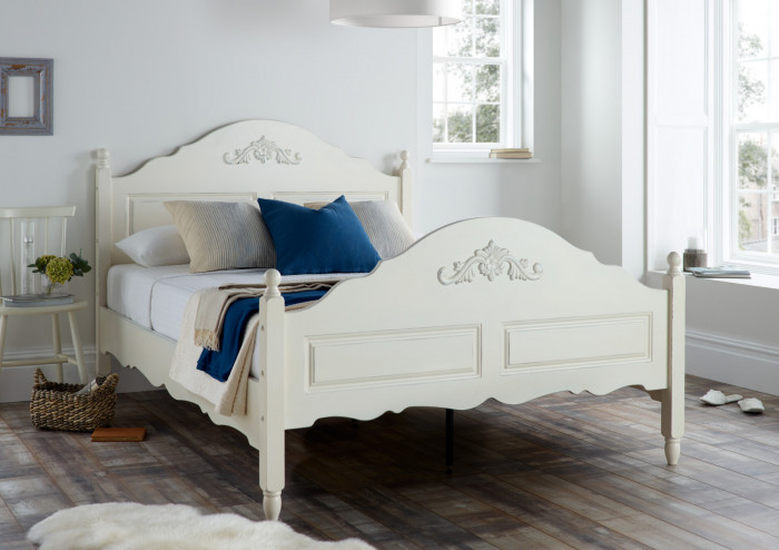 French Style Beds & French Style Bed Frames | Time4Sleep