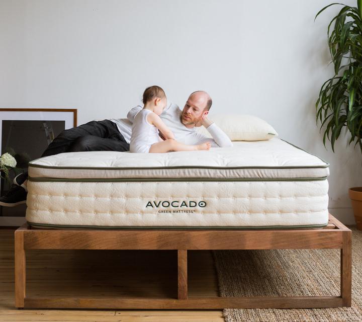 Natural Mattress | Green Beds | Avocado Green Mattress®