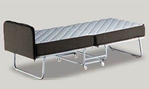 Folding Guest Beds - Rollaway Guest Bed on Wheels, Riviera Sleeper