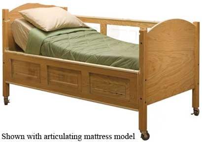 SleepSafe Low Bed - Basic | eSpecial Needs