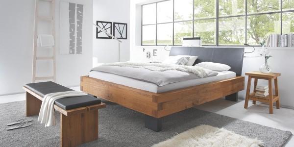 Hasena Oak-Wild Grado Ripo Pilatus Bed | futuremattress.co.uk