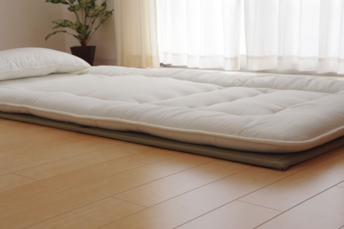 Japanese beds