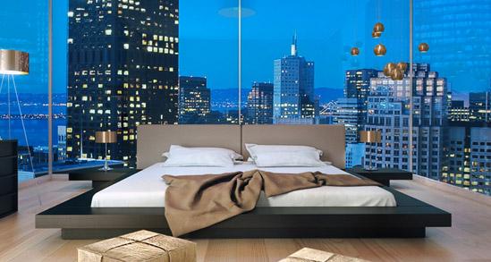 Japanese Beds | Japanese Platform Beds & Furniture | Haiku Designs