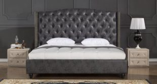 Buy Leather Beds Online at Overstock.com | Our Best Bedroom
