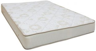 Towell Mattress Pocketed Spring Mattress 100 x 200 | Souq - UAE