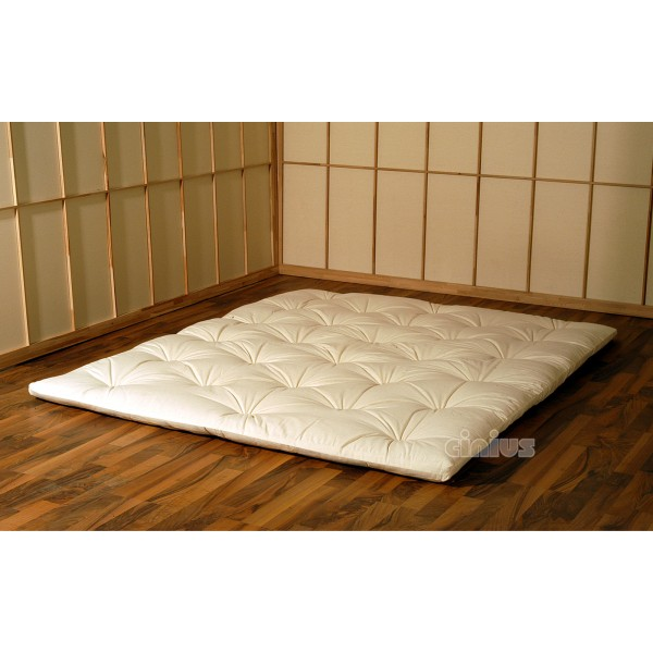 Shiatsu Futon Mattress 120 x 200 - Shop Cinius