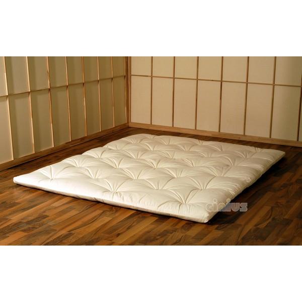 Shiatsu Futon Mattress 140 x 200 - Shop Cinius