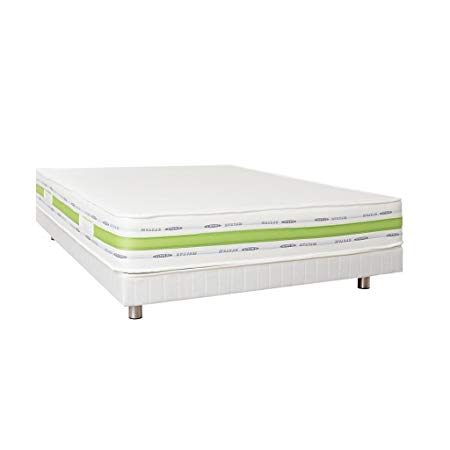 Equip your double bed ergonomic and high quality: Latex mattresses
