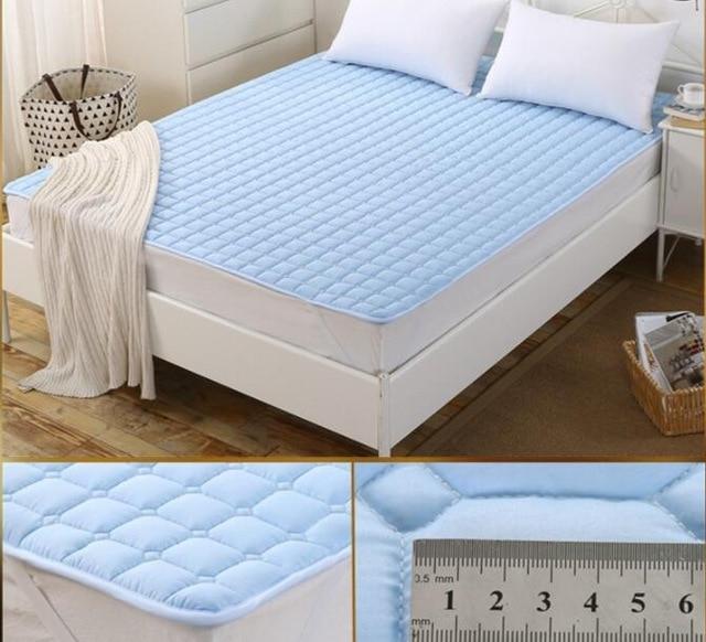 200*180CM Washable Cotton Mattress Anti Slip Hotel Mattress Bed