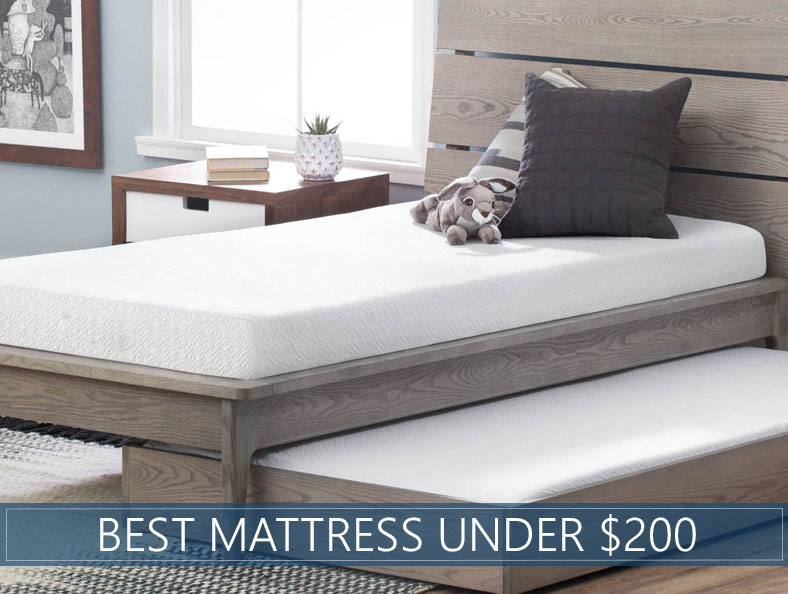 Best Mattress Under $200 - Our Reviews & Ratings | The Sleep Advisor