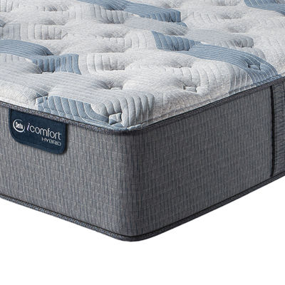 Serta Icomfort Blue Fusion 200 Plush Tight-Top Mattress - JCPenney