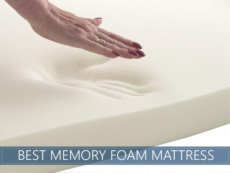 9 BEST Memory Foam Mattresses in 2019 - Our Reviews & Ratings
