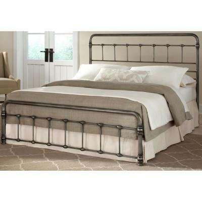 Metal - Beds & Headboards - Bedroom Furniture - The Home Depot