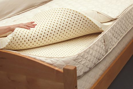 Organic Rubber and Natural Latex Mattresses