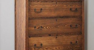 Antique Oak Chest of Drawers