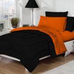 orange beds