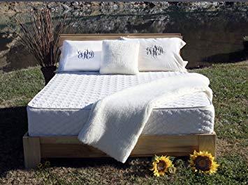 Amazon.com: Mountain Air Organic Beds 10 inch Organic Joy: Home
