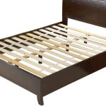 Plate bed slats