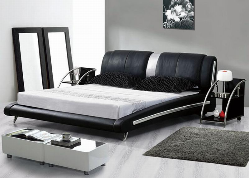 5 Best Reviews About Leather Beds by Homearena